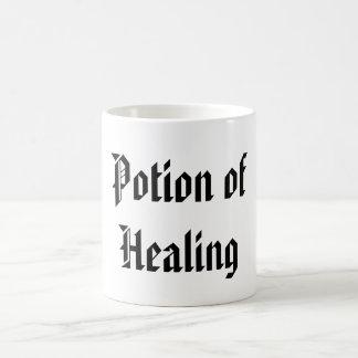 Poción de la taza curativa