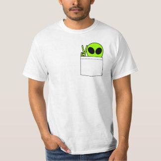 Pocket Alien Shirt
