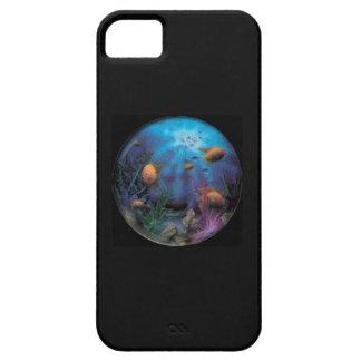 Pocket Aquarium I-phone Cover