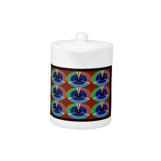 Pocket  Back print shirts n gifts Discs Disks Teapot