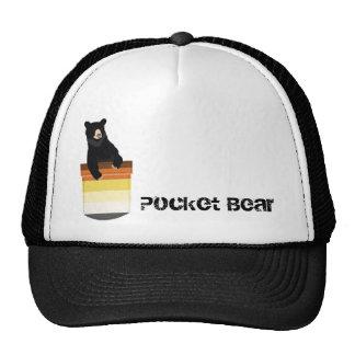 Pocket Bear Trucker Hat