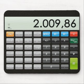 Pocket calculator App