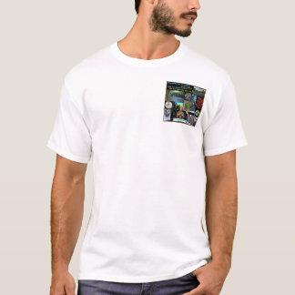 Pocket, Cambria County Collage T-Shirt