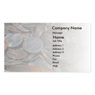 Pocket Change Business Card