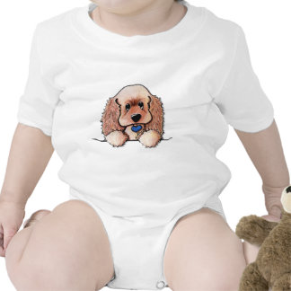 Pocket Cocker Infant Creeper