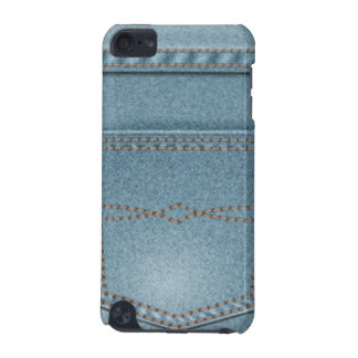 Pocket Denim Blue Jeans iPod Touch 5G Cover