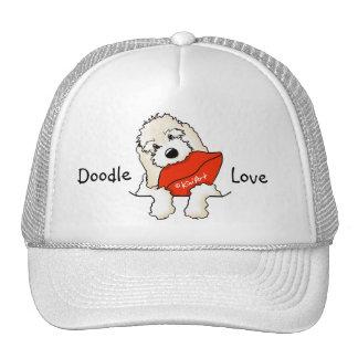 Pocket Doodle Kiss Trucker Hat