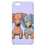 Pocket Doxie Duo iPhone 5C Covers