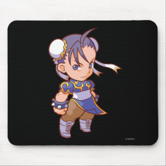 Pocket Fighter Chun-Li 2 Mouse Pad
