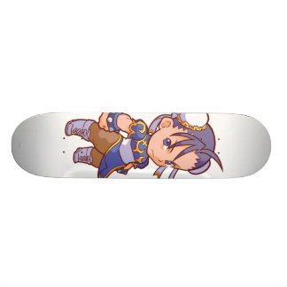 Pocket Fighter Chun-Li 2 Skateboard