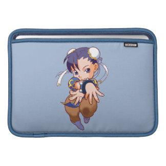 Pocket Fighter Chun-Li MacBook Air Sleeve