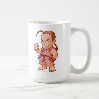 Pocket Fighter Dan Coffee Mug