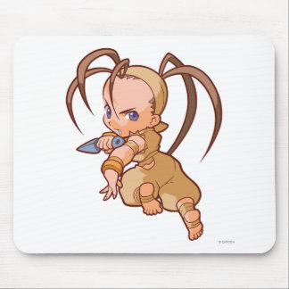 Pocket Fighter Ibuki 2 Mouse Pad
