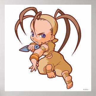 Pocket Fighter Ibuki 2 Poster