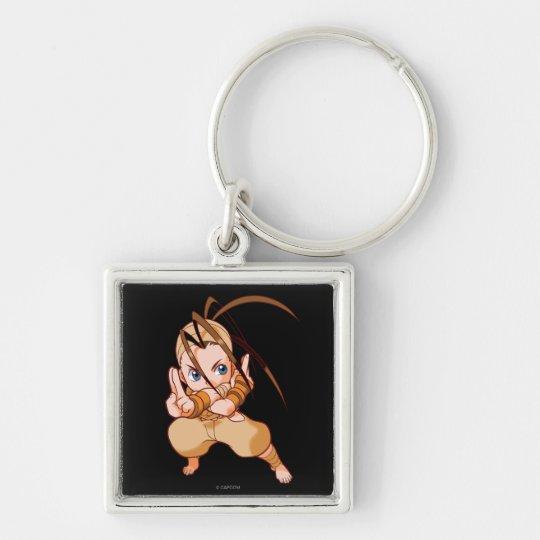 Pocket Fighter Ibuki Keychain