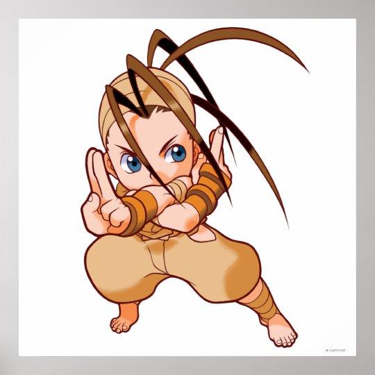 Pocket Fighter Ibuki Poster