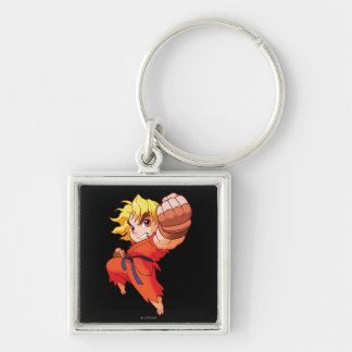 Pocket Fighter Ken Keychain
