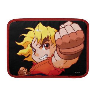 Pocket Fighter Ken MacBook Air Sleeve