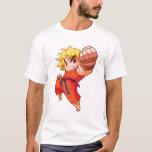 Pocket Fighter Ken T-Shirt