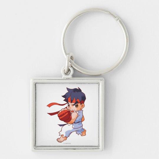 Pocket Fighter Ryu 2 Keychain