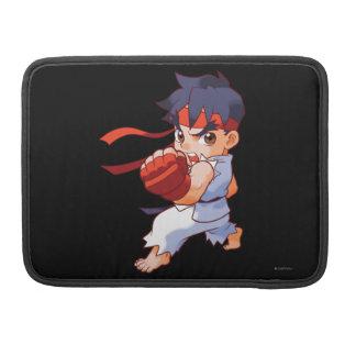 Pocket Fighter Ryu 2 Sleeve For MacBook Pro