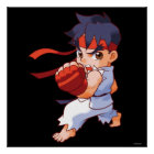 Pocket Fighter Ryu 2 Poster