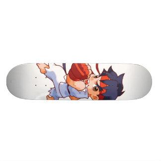 Pocket Fighter Ryu 2 Skateboards