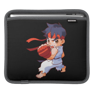 Pocket Fighter Ryu 2 Sleeve For iPads
