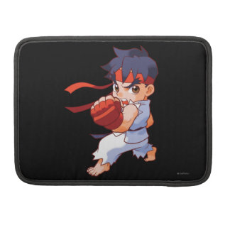 Pocket Fighter Ryu 2 Sleeve For MacBooks