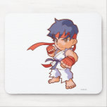 Pocket Fighter Ryu Mouse Pad