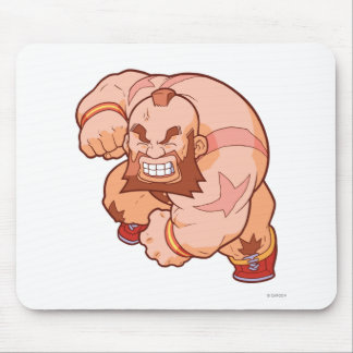 Pocket Fighter Zangief 2 Mouse Pad