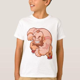 Pocket Fighter Zangief 2 T-Shirt