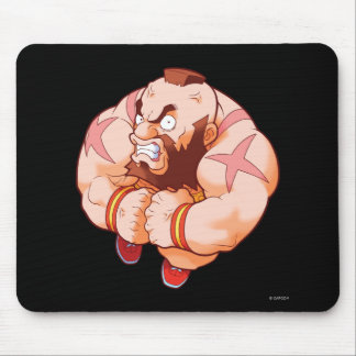 Pocket Fighter Zangief Mouse Pad