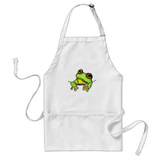 Pocket Frog Adult Apron