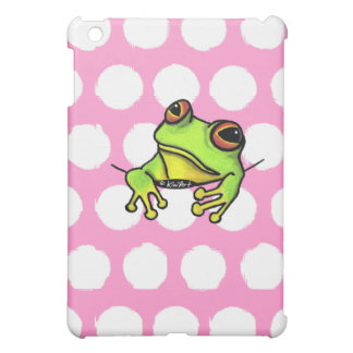 Pocket Frog iPad Mini Cover