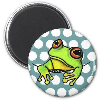 Pocket Frog Magnet