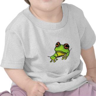 Pocket Frog Tee Shirts