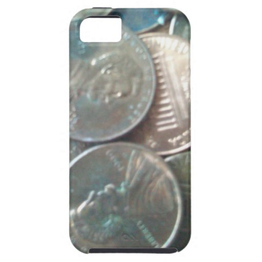 Pocket full of change iPhone 5 covers