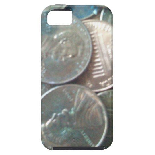 Pocket full of change iPhone SE/5/5s case