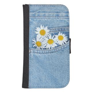 Pocket full of daisies phone wallet