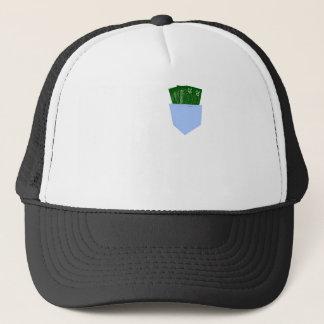 Pocket Full Of Money Trucker Hat