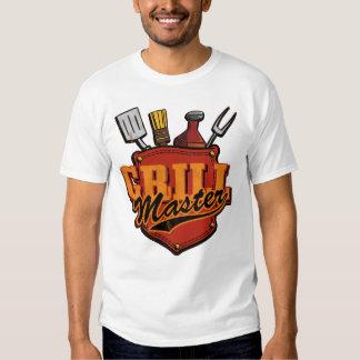 Pocket Grill Master Tee Shirt