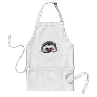 Pocket Hedgehog Apron