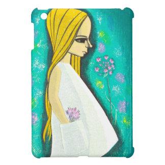 Pocket Ikeda Shuzo cute kawaii japanese girl art Case For The iPad Mini