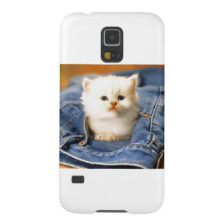 Pocket Kitten Galaxy S5 Cover