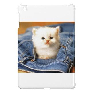 Pocket Kitten iPad Mini Case