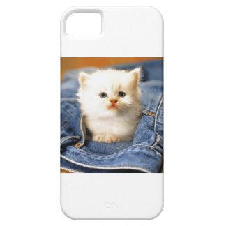 Pocket Kitten iPhone SE/5/5s Case