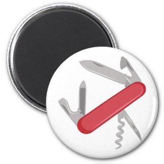 Pocket Knife Magnet