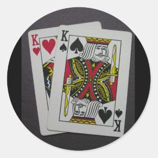 Pocket K's Sticker