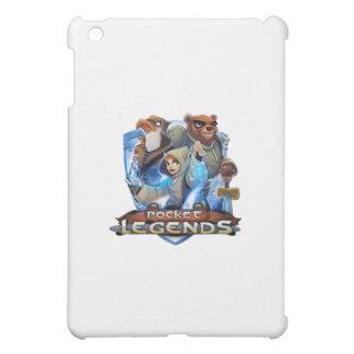 Pocket Legends iPad1 Case iPad Mini Covers
